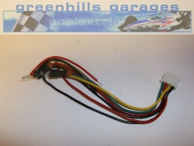 Greenhills Scalextric Accessory pack W9479 Range Rover Street car Main PCB C2...