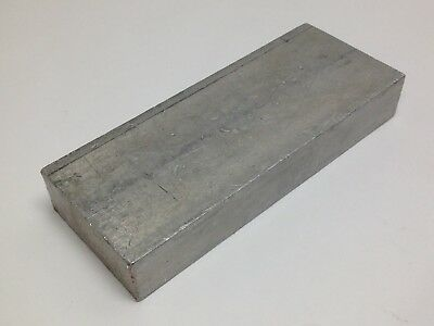 1pc 6-5/16 x 2-1/2 x 1 Aluminum Solid Bar Stock Scrap Metal Material Tooling 1lb