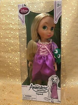 Puppe Rapunzel Disneys Animators Collection NEU, OVP