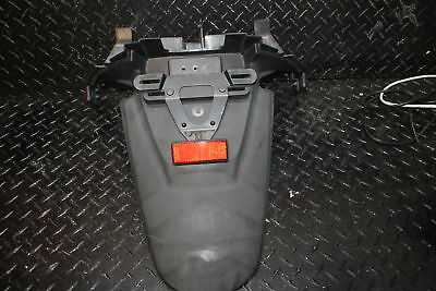 2006 Yamaha Majesty 400 YP400 REAR BACK FENDER MUD GUARD