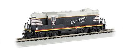 HO Gauge-Bachmann-62811-EMD GP9 Diesel Loco-DCC Equipped--Burlington RR #272