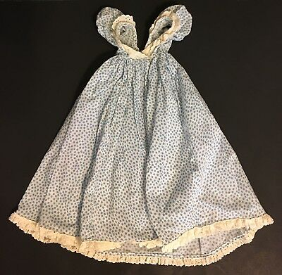 "Vintage Madame Alexander 20"" 1950's Cissy Doll Robe Not Tagged"