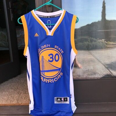 39faf9a3e Steph Curry Signed Autographed Golden State Warriors Adidas Jersey NBA  Finals