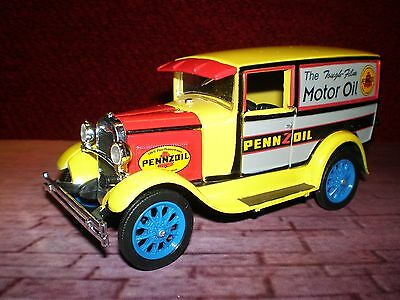 Pennzoil Petroleum Truck National Motor Museum 1/32 Scale 1930s Ford with COA