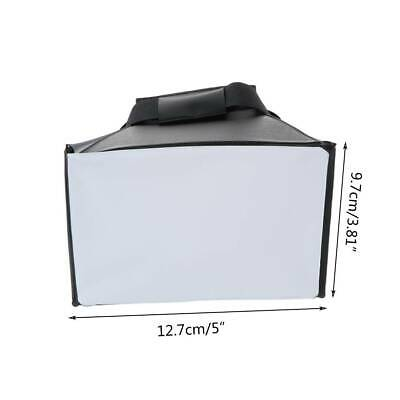 Universal Pro Foldable Soft Box Flash Diffuser Dome For Nikon Canon Sony Pentax