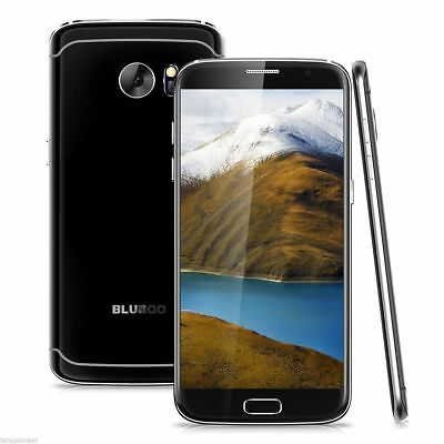 Smartphone 4G Bluboo Edge LTE Handy 2GB 16GB Android 6.0 Fingerabdruck GPS WE