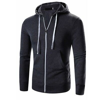 T Bird Hoodies Men Cardigans 3 Colors (all sizes from M-XXXL)