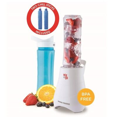 NEW George Foreman George Foreman Mix & Go Chill Stick By Spotlight