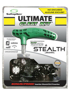 SoftSpikes Stealth Ultimate Cleat Kit Pins