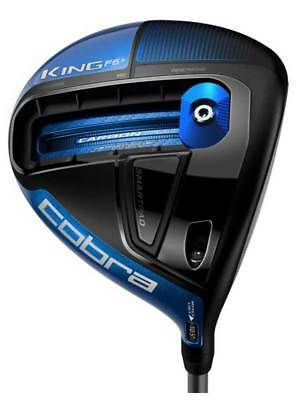 Cobra King F6+ Driver Blue