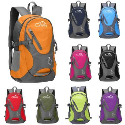 Children Boys Kids Backpack Bookbag Rucksack School Bag Waterproof 8 Colors New