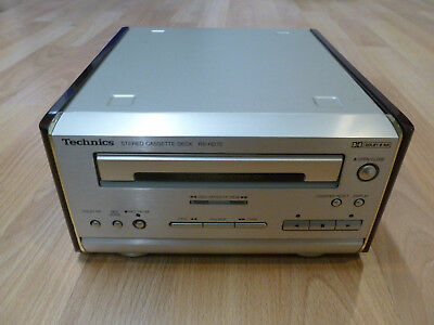 Technics RS-HD70 - HiFi Stereo Cassette Deck Kassettendeck - RS HD 70