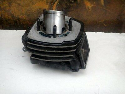 Piston et cylindre cagiva 125 blues
