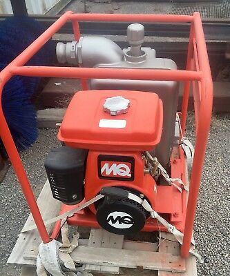 """Used Multiquip 2"""" Trash Pump Model QP-201TA in good condition!!!"""