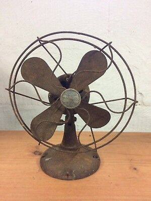 Vintage Monarch Electric Fan