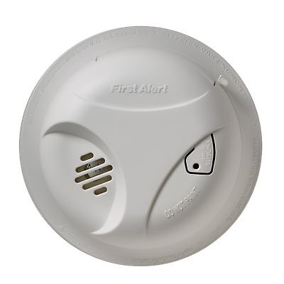 Carbon Monoxide And Smoke Detector Battery Powered Co Smoke Alarm Home Security