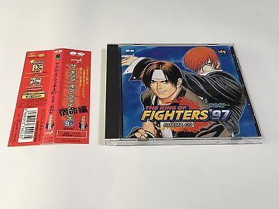The King of Fighters '97 Shukumei Hen Drama CD SNK NEO GEO PCCB-00286