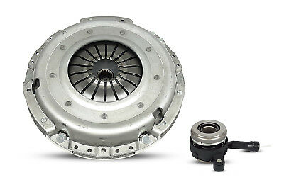 MODULAR CLUTCH KIT FLYWHEEL SLAVE fits DODGE CALIBER JEEP PATRIOT 1.8L 2.0L 2.4L