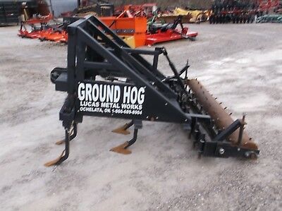 Groundhog 7 FT GH713 Tractor Arena Tool, WE CAN SHIP CHEAPER and FASTER