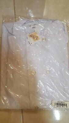 Long Sleeve Chef Coat Jacket White 2XL