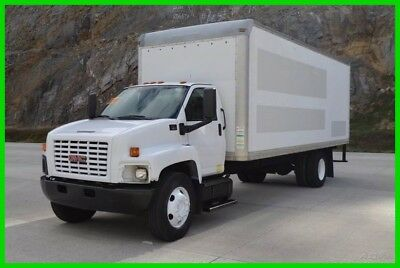 2007 GMC C7500 24ft Box Truck Duramax Diesel NON CDL -Buy it Now $12900 or offer