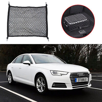 For Audi A1 A3 A4 A5 A6 A8 A7 TT Trunk Cargo Net Mesh Luggage Elastic HooK NEW