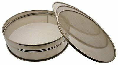 "ToolUSA 8"" Multi-purpose Interchangeable Sieves - 5pc Set: U3-18343"