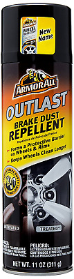 Armor All WHEEL PROTECTANT Repels Brake Dust Road Grime Dirt HIGH QUALITY 11 Oz.