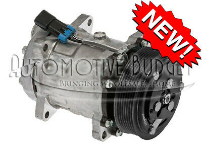 A/C Compressor w/Clutch for Chevrolet Kodiak GMC Topkick - NEW