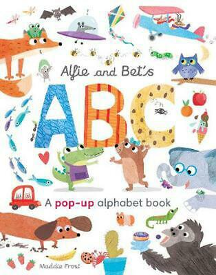 Alfie and Bet's ABC: A pop-up alphabet book by Patricia Hegarty Novelty Book Fre