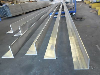 Aluminium Angle Size 50x50 wt 3mm 1 Length x 5700mm $20.00 each