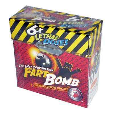Fart Bombs (21 x 6 dose packs)