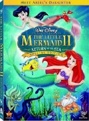 Little Mermaid II, Return to the Sea (DVD)   BRAND NEW   Factory Sealed