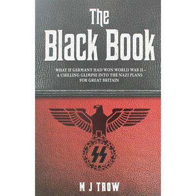 The Black Book by M J Trow (Paperback), Non Fiction Books, Brand New