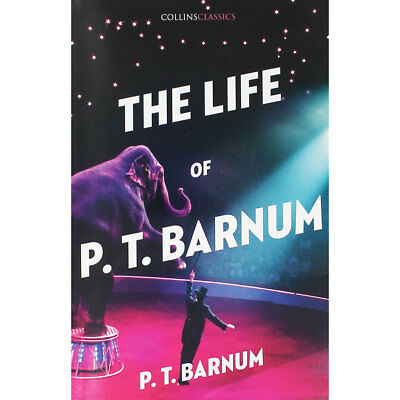 The Life of PT Barnum by P.T. Barnum (Paperback), Non Fiction Books, Brand New