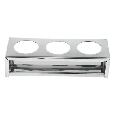 Stainless Steel Dental Storage Tray Holder Case Medical Instrument