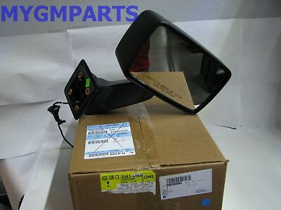 2006-2010 HUMMER H3 FITS RIGHT PASSENGER SIDE BURCO MIRROR GLASS # 5160