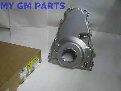 LS2/LS3 NON-VVT ENGINE Timing Chain Cover Chevrolet