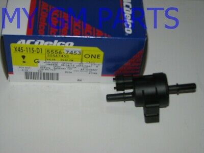 Chevy Cruze Vapor Canister Purge Solenoid 1.8 2011-2016 New Oem  55567453