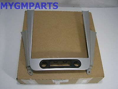Chevrolet GM OEM 08-12 Malibu Instrument Panel Dash-Center Bezel 20989772