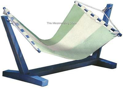Pleasant Company American Girl LAZY-DAY WOODEN FRAME & CANVAS HAMMOCK New in Box