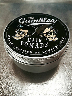 Bonecrusher Hair Pomade - The Gambles Special Edition 120g