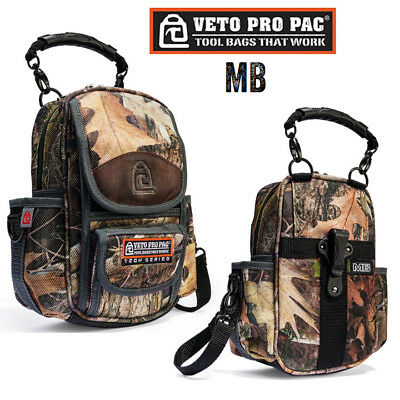 Veto Pro Pac MB Camo Tech Series Short Signal Level Meter Bag Tool Pouch Storage