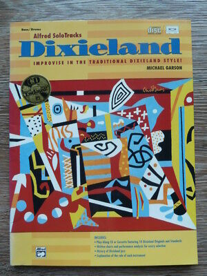 Dixiland Alfred SoloTracks Bass Drums MICHAEL GARSON mit CD
