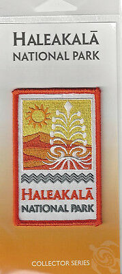 Official Haleakala National Historical Park Souvenir Hawaii Patch