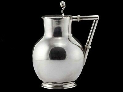 Christopher Dresser Style Silver Plated Large Tenby Jug
