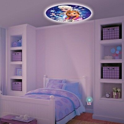 DISNEY  Projectables LED Plug-In Night Light decor baby room