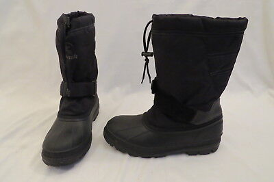 Mens Kamik Winter Boots 11 Waterproof Insulated Made in Canada