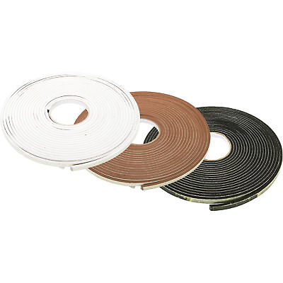 Foam Draught Excluder Tape Insulation for Window Seal Door Gap Windy Weather 10M