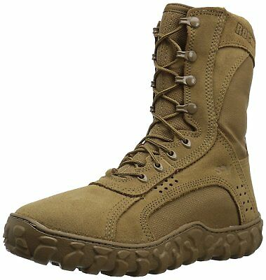 Rocky Mens RKC050 Military and Tactical Boot, Coyote Brown, 3 M US